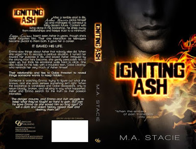 Igniting Ash FULL COVER