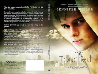 THE TOUCHED Full Wrap